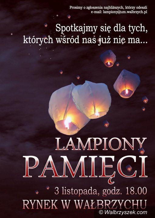Wałbrzych: Lampiony Pamięci