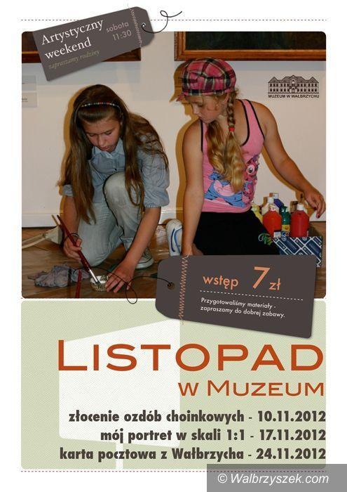 Wałbrzych: Artystyczny weekend w Muzeum