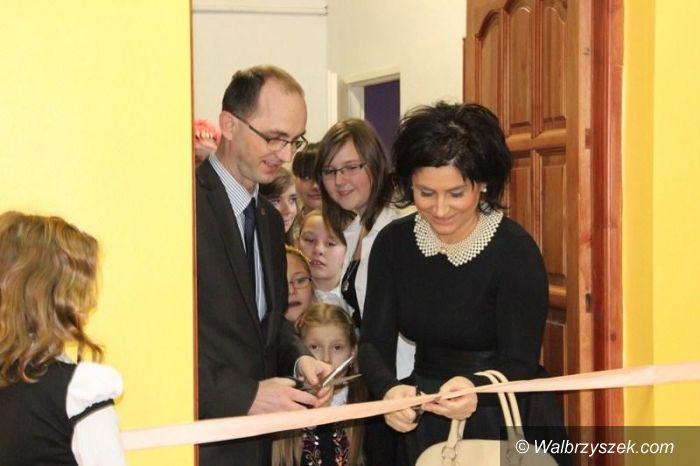 REGION, Witków: Oficjalne otwarcie świetlicy w Witkowie