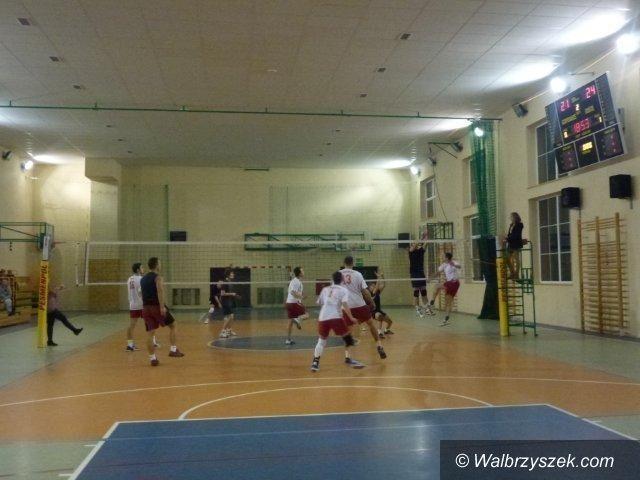 Walim: Sowiogórska Amatorska Liga Siatkówki