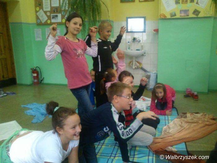 Wałbrzych: Kreatywni uczniowie z Publicznej Szkoły Podstawowej nr 17  w Wałbrzychu