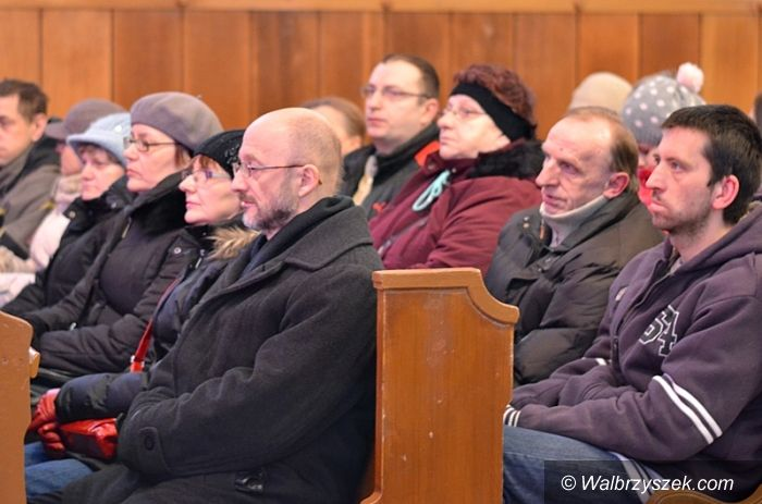 """Wałbrzych: Ekumeniczny Koncert Pasyjny """"Pasja Miłości"""""""