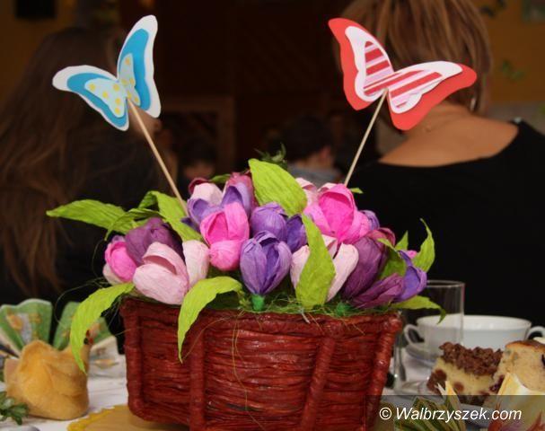 Walim: Wielkanocny Zajączek w Walimiu