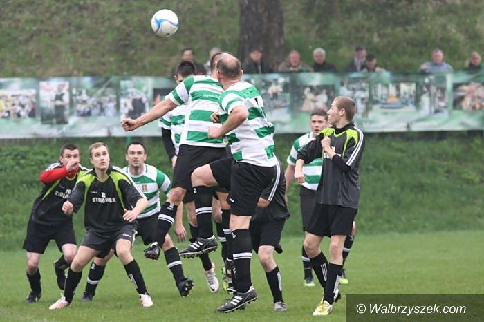 REGION: Piłkarska klasa A: Zmiana lidera