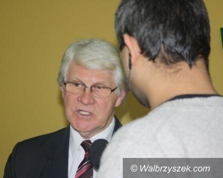 Wałbrzych: Józef Piksa wycofał wniosek skierowany do Trybunału Konstytucyjnego