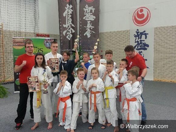 Szczawno Zdrój: Kolejne sukcesy naszych karateków