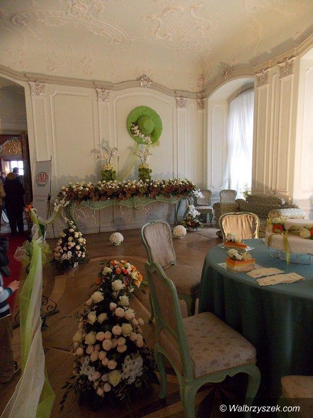 Wałbrzych: XXV Festiwal Kwiatów i Sztuki w Zamku Książ dobiega końca