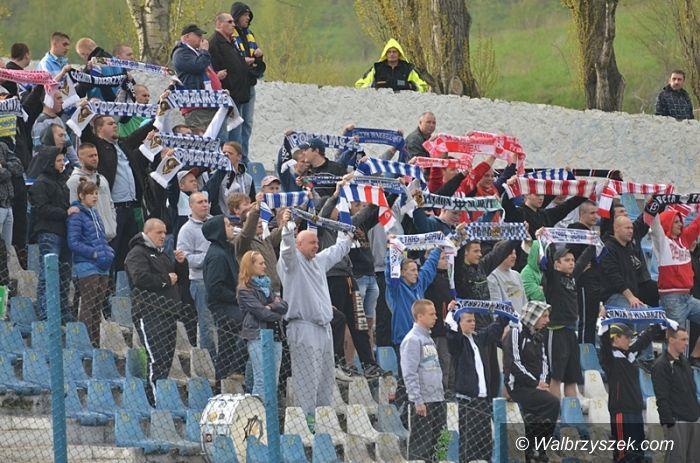 Wałbrzych: Górnik Wałbrzych – Jarota Jarocin 0–3