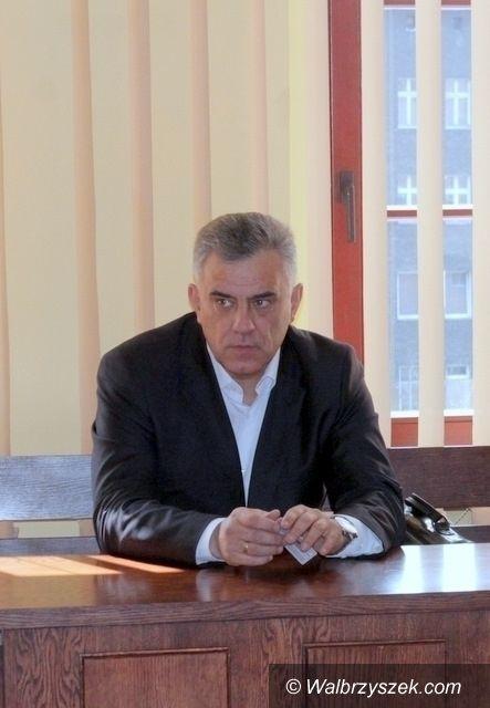 Wałbrzych: Ludwiczuk przegrał proces z Gminą