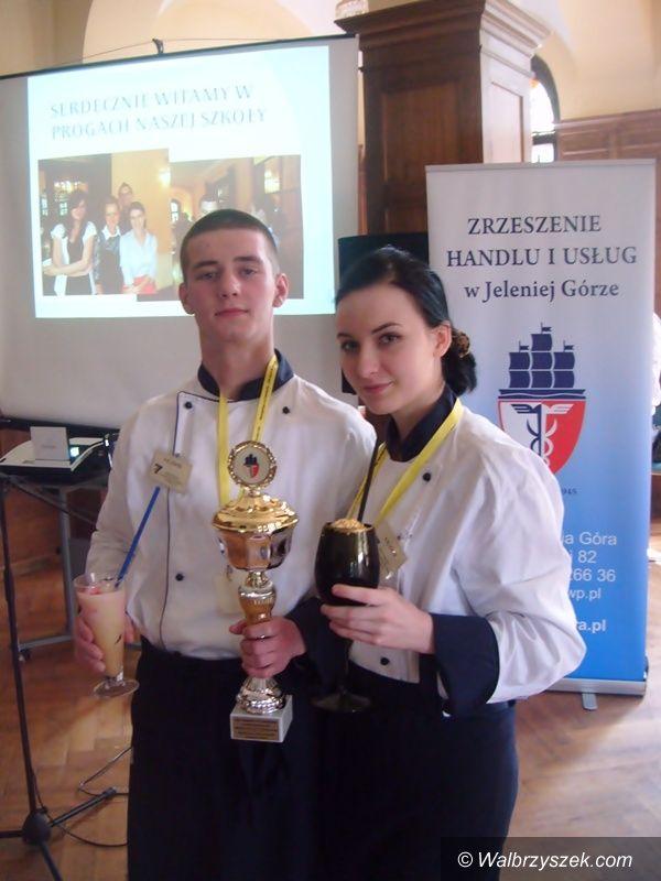 """Wałbrzych: Sukces uczniów """"Gastronomika"""""""