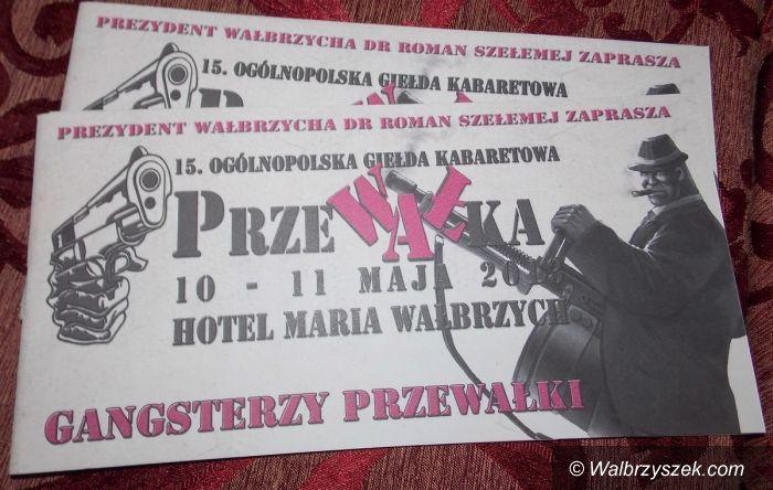 Wałbrzych: 15. Ogólnopolska Giełda Kabaretowa–Przewałka 2013