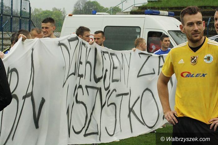 Wałbrzych: II liga piłkarska: Nieudany debiut Jaworskiego