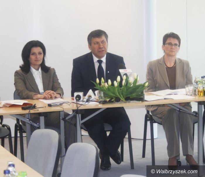 Wałbrzych: Wicepremier Piechociński w Wałbrzychu