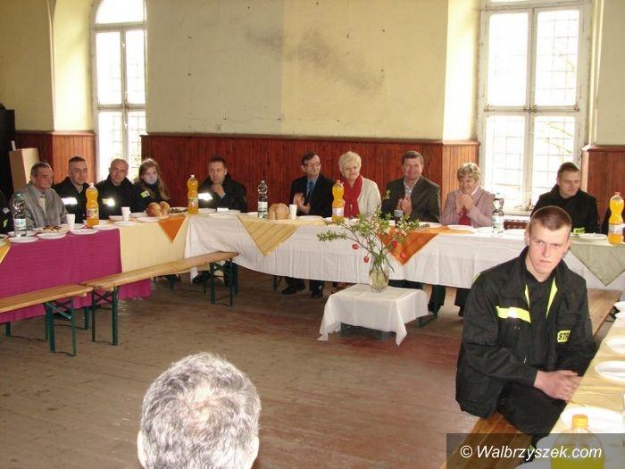 REGION, Stare Bogaczowice: Dzień Strażaka w gminie Stare Bogaczowice
