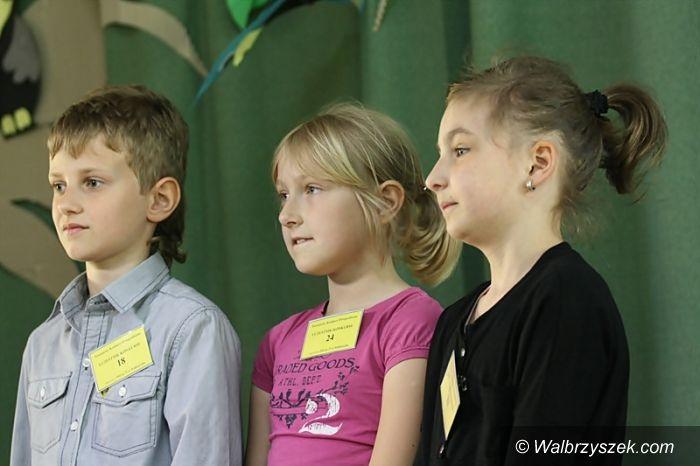 Wałbrzych: XI Powiatowy Konkurs Ortograficzny