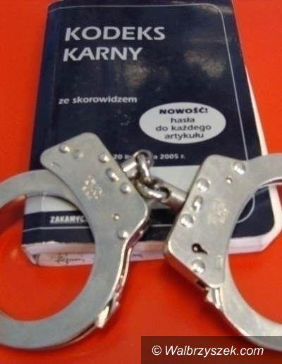 Wałbrzych: Aresztowano włamywaczy
