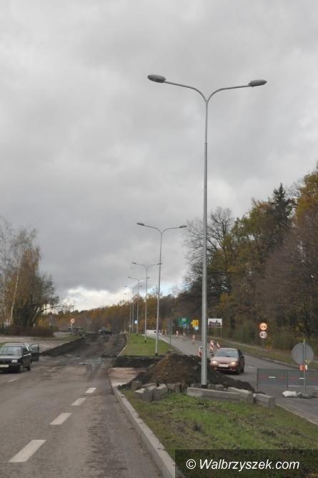Wałbrzych: Kilka tysięcy nowych lamp oświetli Wałbrzych