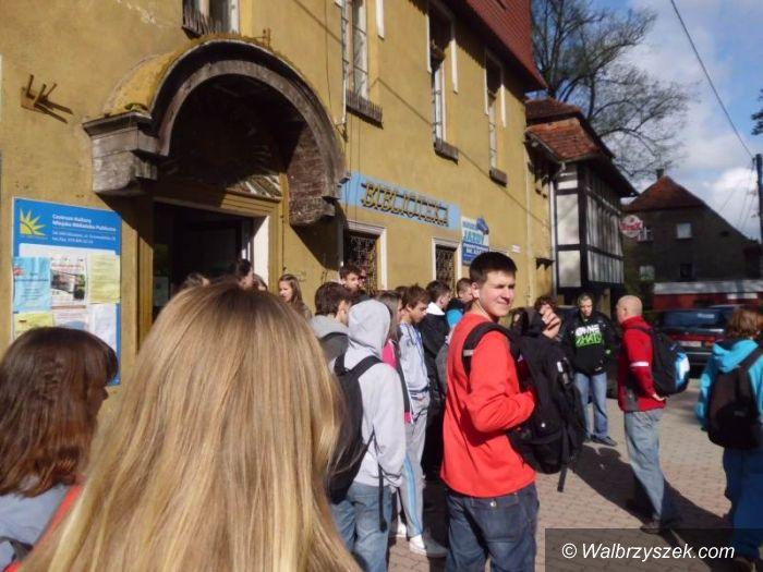 Głuszyca: Nietypowe działania głuszyckiej biblioteki