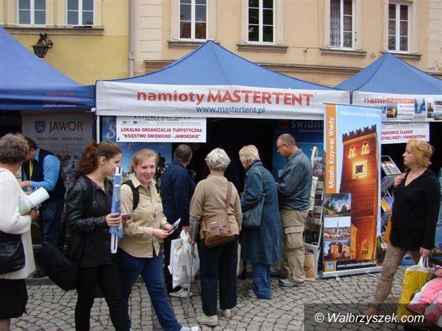 Region: Świebodzice na Międzynarodowych Targach Turystycznych TOURTEC 2013