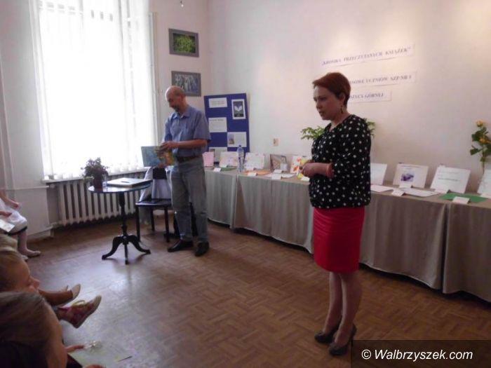 """Region: Finał konkursu """"Kronika przeczytanych książek"""""""