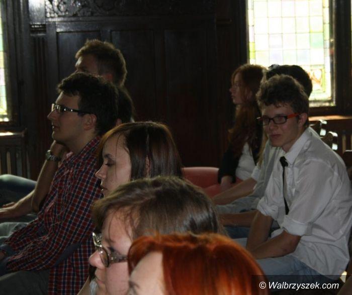 Wałbrzych: Młodzież spotkała się z prezydentem