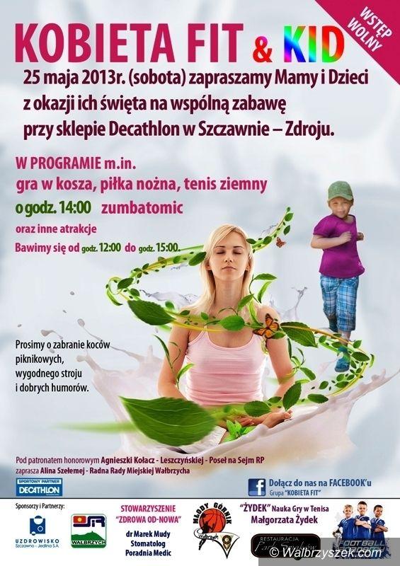 REGION, Szczawno Zdrój: Przed nami kolejna edycja Kobiety FIT