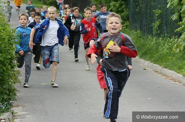 "Walim: ""9. Weekend Polska Biega"" w Walimiu"