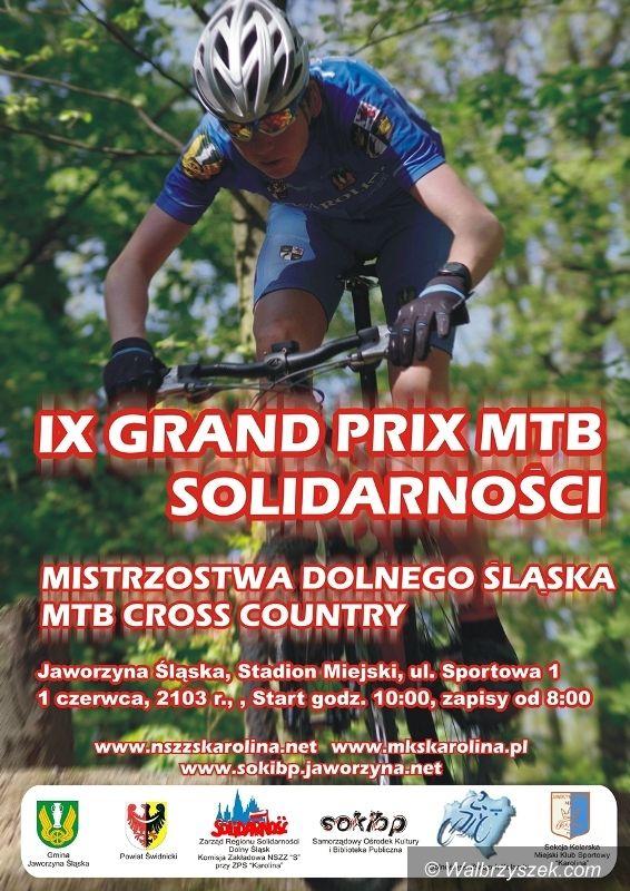 REGION: Grand Prix MTB Solidarności już wkrótce
