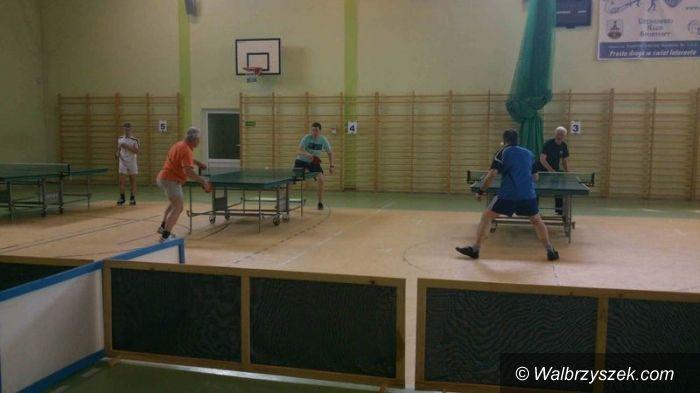 Jedlina Zdrój: Mistrzostwa Jedliny Zdroju w tenisie stołowym