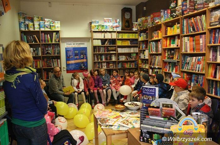 Wałbrzych: Dzień Dziecka w Księgarni POLANGLO