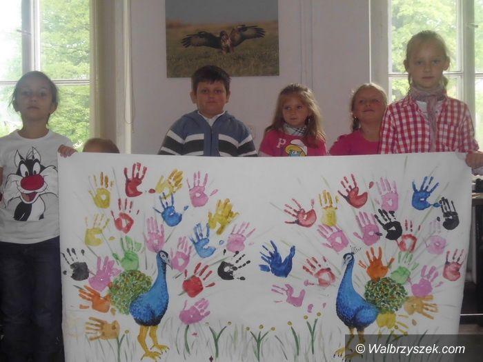 Głuszyca: Imprezowy Dzień Dziecka z CK–MBP w Głuszycy