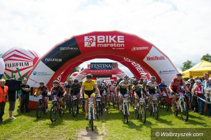 Głuszyca: Bike Maraton w strefie MTB