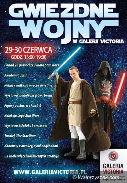 Wałbrzych: Gwiezdne Wojny w Galerii Victoria