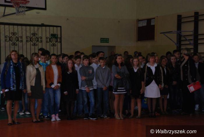 REGION, Walim: Rozpoczęcie roku szkolnego 2013/14 w regionie