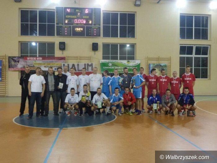 Walim: Grali o Puchar Janusza Kuliga