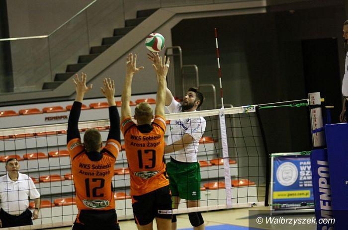Wałbrzych: II liga siatkówki: Victoria PWSZ Wałbrzych – Sobieski Żagań 3–1