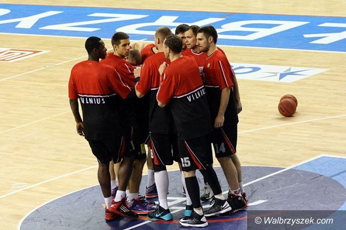 Wałbrzych: Koszykówka na najwyższym europejskim poziomie zagościła w Wałbrzychu