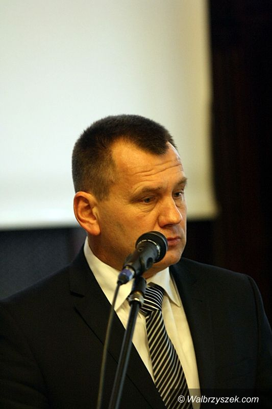 Wałbrzych: Wałbrzych solidaryzuje się z Borysławiem