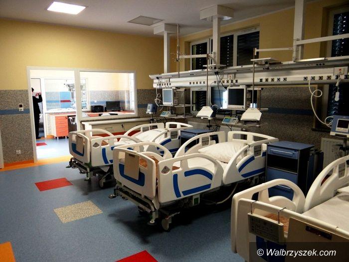 Wałbrzych: Otwarcie centrum pulmonologicznego w Wałbrzychu