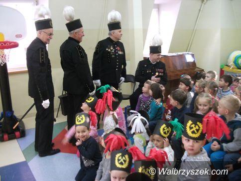 Wałbrzych: Święto Górników w Przedszkolu Samorządowym nr 14