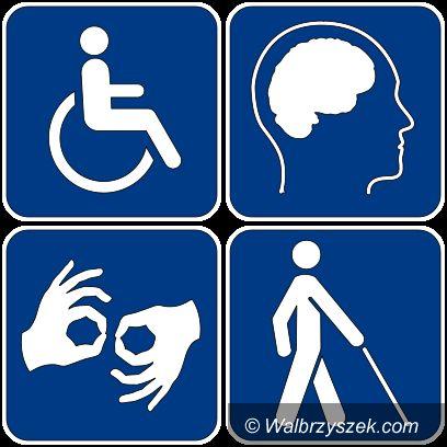 powiat wałbrzyski: Dodatkowe środki dla niepełnosprawnych