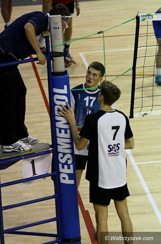 Wałbrzych: Turniej siatkarskiej młodzieży za nami