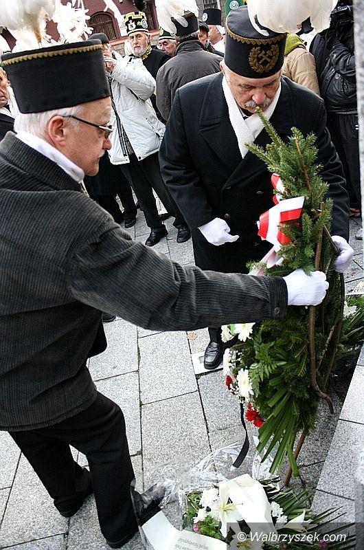 Wałbrzych: Barbórka 2013