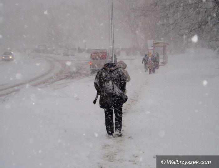 REGION: Na Dolnym Śląsku będzie bardzo mocno wiało