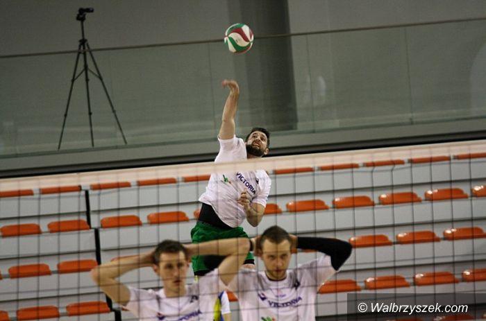 Zielona Góra: II liga siatkówki: AZS Zielona Góra – Victoria PWSZ Wałbrzych 1–3
