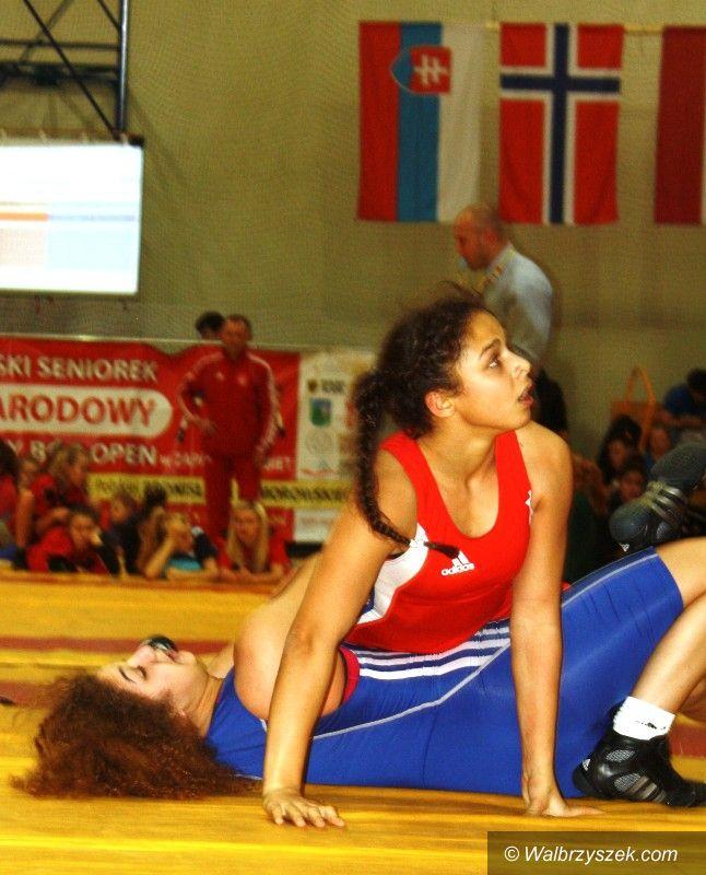 REGION, Czarny Bór: Międzynarodowy turniej zapaśniczy odbył się w Czarnym Borze