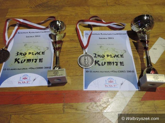 Szczawno Zdrój: Sukces karateków MKS