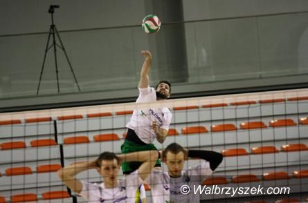 Wałbrzych: II liga siatkówki: O prymat na Dolnym Śląsku