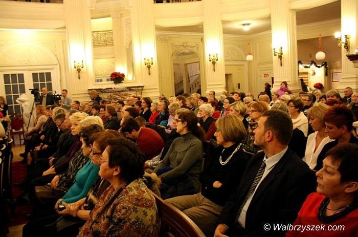 Szczawno Zdrój: Spotkanie wigilijne Uzdrowiska Szczawno–Jedlina