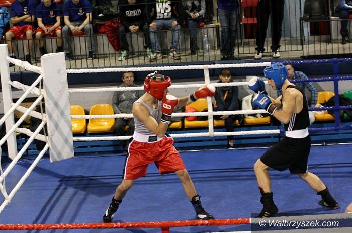 Wałbrzych: XIV Turniej Barbórkowy w boksie